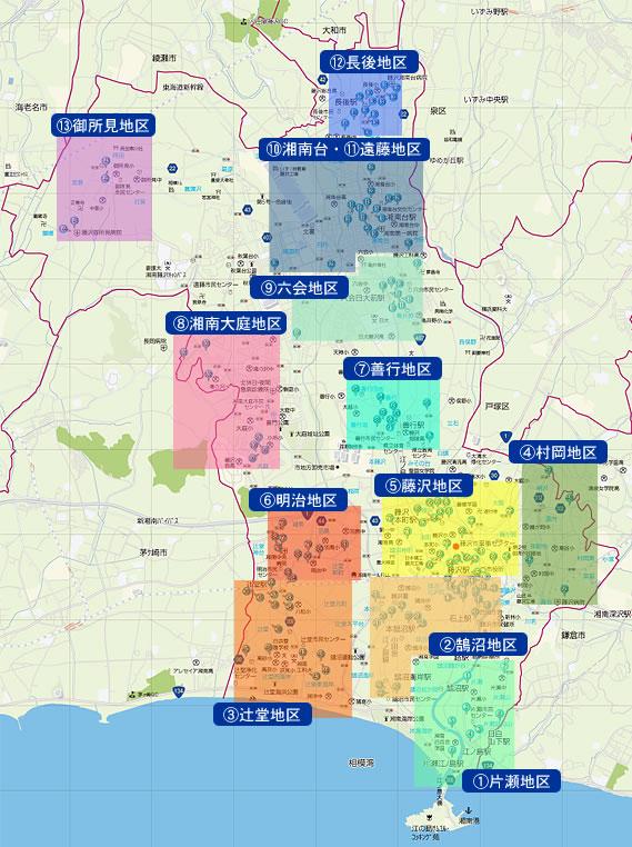 全域MAP