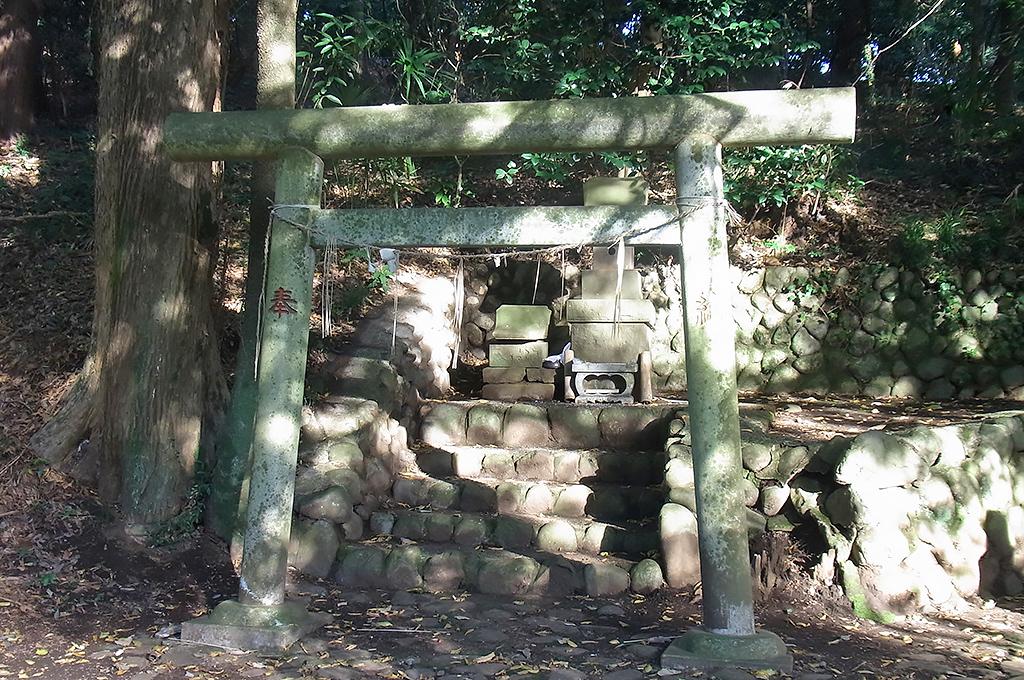 有鹿神社奥宮